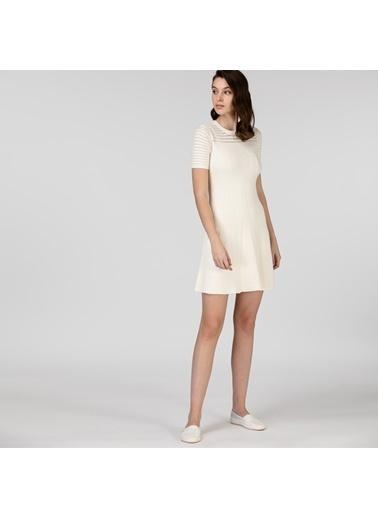 Lacoste Kadın  Elbise EF0103.03B Bej